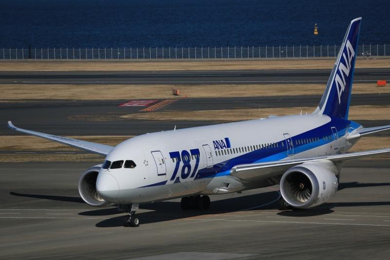 6月1日の定期便、運航再開に先立ってANAの臨時便が昨日、新千歳→羽田... 臨時便で営業運航再