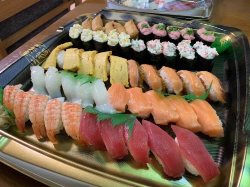寿司 テイクアウト コロナ